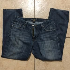Lucky Brand Men Jeans 34x30 221 Original Straight